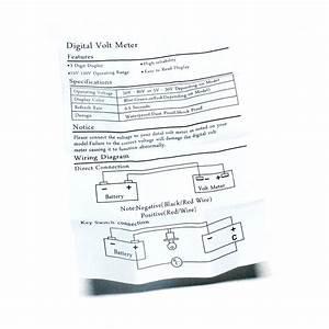 36v Battery Indicator Wiring Diagram