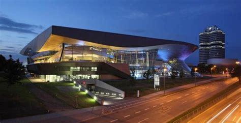 bmw welt museum  munich factory  experience