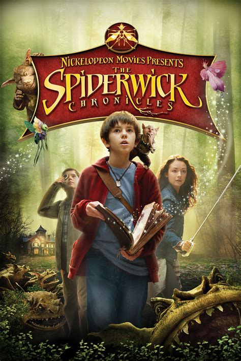 spiderwick chronicles  trailer reviews