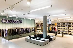Design Store Berlin : carhartt w i p store by andrea caputo berlin germany retail design blog ~ Markanthonyermac.com Haus und Dekorationen