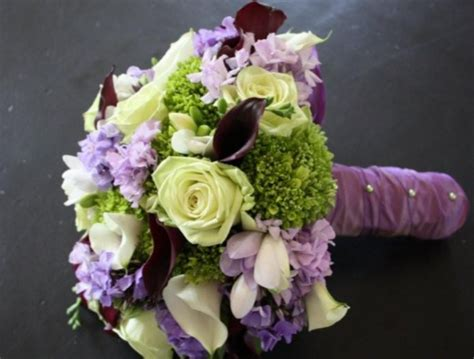 White Green Purple Wedding Bouquet Picture.png (2 Comments