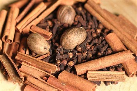 What Is the Difference Between Cinnamon, Nutmeg, and