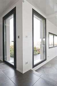 fenetre espace 50 th installux aluminium With porte fenetre fixe