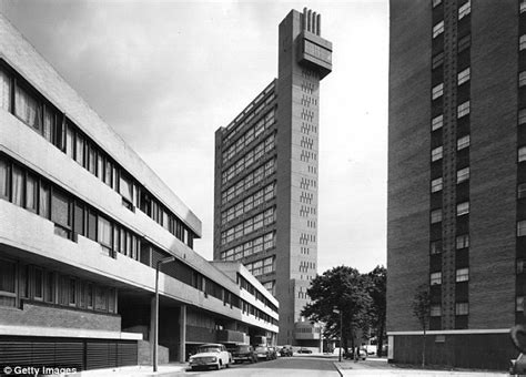 Truth Behind Trellick Tower That Was Inspiration For New