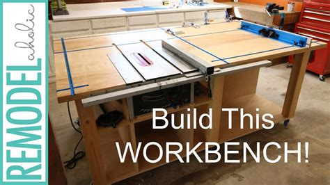 build  workbench tutorial youtube