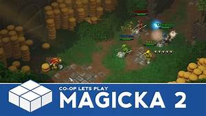 Magicka 2 | 4 Player Co-Op Gameplay - YouTube