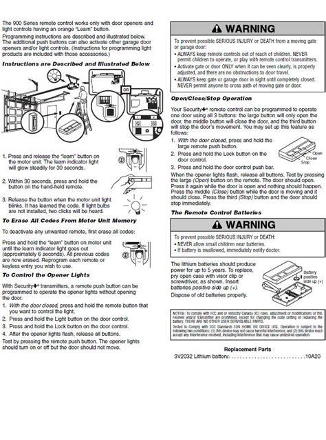 clicker garage door opener reset how to reprogram clicker garage door opener keypad wageuzi
