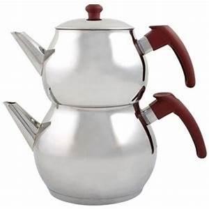 Teekanne Tee Kaufen : edelstahl 18 10 teekanne teekocher teebereiter caydanlik cay tee kanne neu 583 ebay ~ Watch28wear.com Haus und Dekorationen