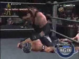 Rey Mysterio vs Undertaker w. Orton - SmackDown! vs RAW ...