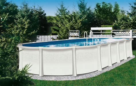 pool oval stahlwand r 246 der swimmingpools aufstellbecken