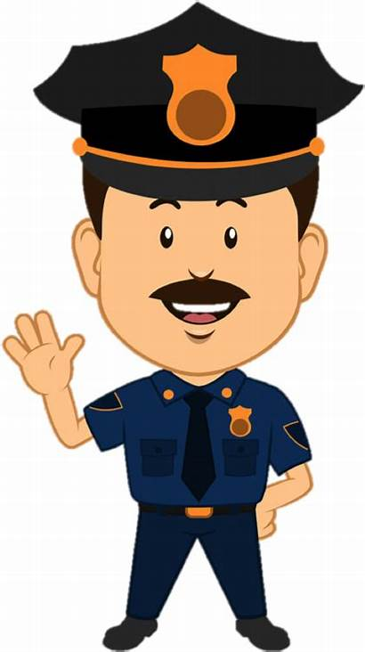 Clipart Police Policeman Transparent Pinclipart Clip