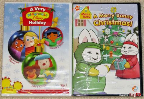 Playhouse Disney Holiday Dvd Pictures To Pin On Pinterest