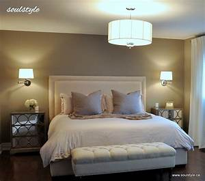 Upholstered Headboard Bench Soulstyle Interiors And Design