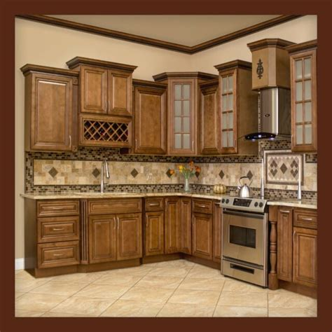 solid wood kitchen cabinets geneva rta  sale