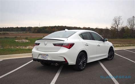2019 Acura Ilx by 2019 Acura Ilx Drive Distinctively Safer Slashgear