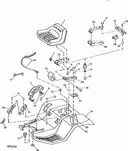 32 John Deere 425 Parts Diagram