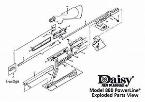 Daisy Powerline 7880 880 35 880s Rebuild Kit Reseal Seal