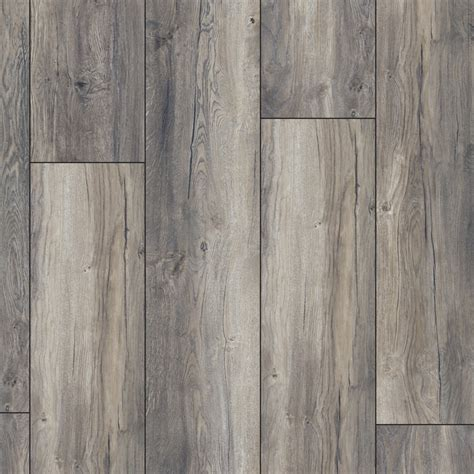 cuisine en bois clair sol stratifié effet parquet chêne harbour gris sols stratifiés