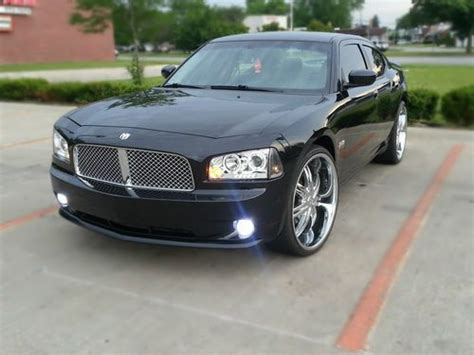 purchase   dodge charger rt  miles custom