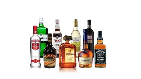 These Are The 30 Most Popular Liquor Brands In The World