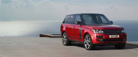 Land Rover Vehicles Are Designed For Pleasure