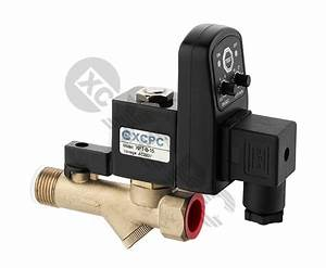 Xpt Series Electronic-drain Valve
