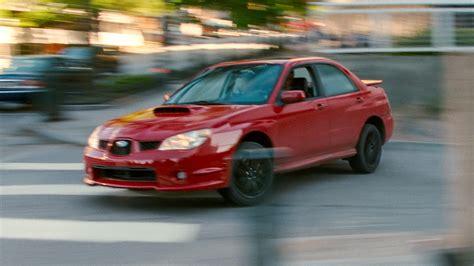 rwd subaru baby drivers stunt genius tells