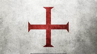 Templar Knights Wallpapers Flag
