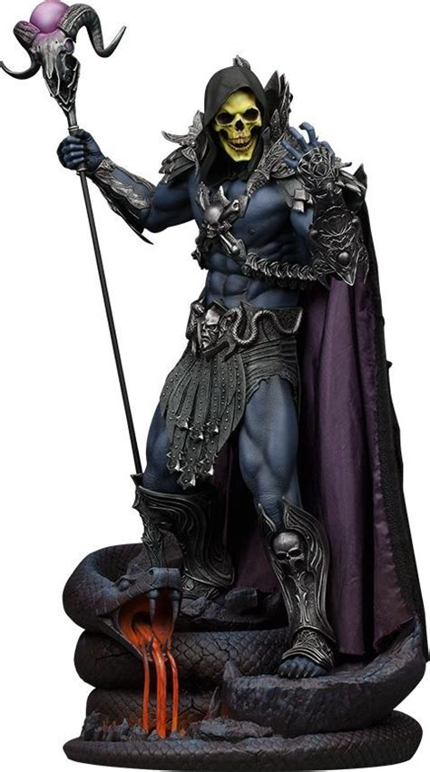 Sideshow Collectibles Skeletor | Masters of the universe ...
