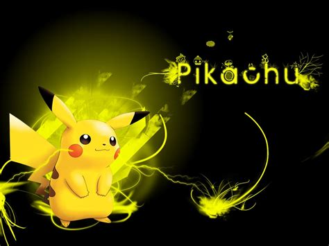 Anime Pikachu Wallpaper - pikachu wallpaper hd free