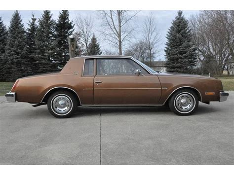 1980 Buick Regal by 1980 Buick Regal Information And Photos Momentcar