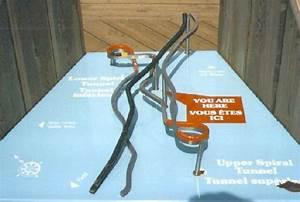 Canadian Pacific Railway U0026 39 S Spiral Tunnels Diagram