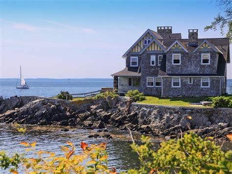Home Design Portland Maine by The Most Charming Towns In Maine We Jetsetter