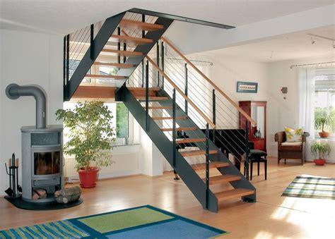 Treppe Im Wohnraum Integrieren by Auf Dem Weg Nach Oben
