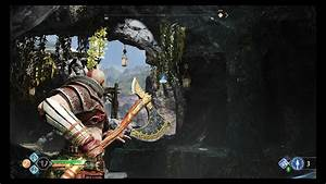 God of War Light Elf Outpost guide - How to open the chest ...