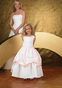Robe De Demoiselle D Honneur Fille : robes de demoiselle d honneur enfant ~ Mglfilm.com Idées de Décoration