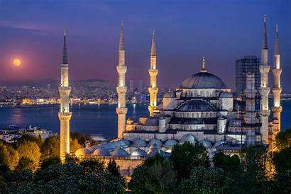Mosque Istanbul Turkey Pro2 Fuji Places Beginners