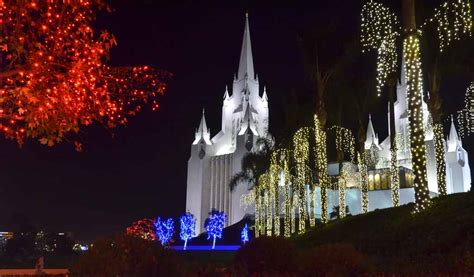 how mormon volunteers launch the best lights in