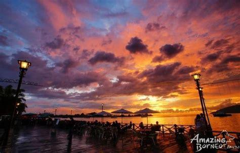top  places   sunset  sabah travelogue