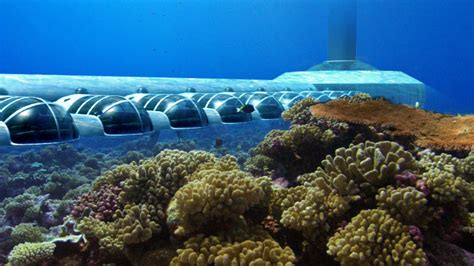underwater hotel poseidon undersea resorts in fiji