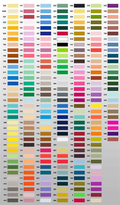thread colors embroidery thread colors laurensthoughts