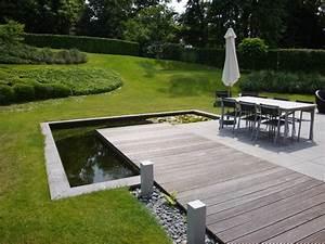 pieces d39eau p e ferrard architecte paysagiste With amenagement exterieur terrasse maison 4 amenagement dun jardin en restanques aix jardin