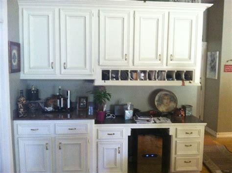 Kitchen Faux Painted Cabinets  Traditional  Kitchen
