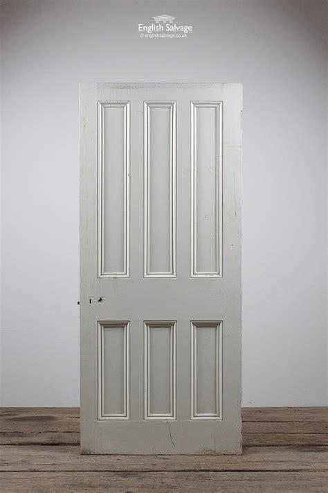 painted pine door