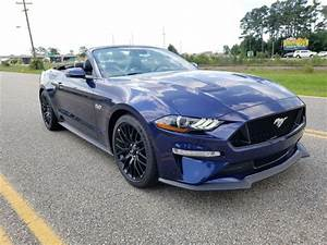 New 2019 Ford Mustang GT Premium 2D Convertible in Myrtle Beach #F56346 | Beach Ford