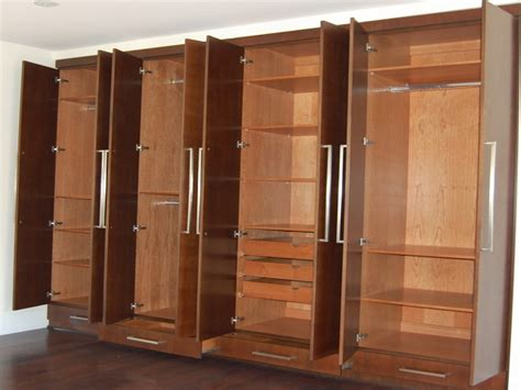 Bedroom Cabinet by Wall Of Closets Storage Cabinets Bedroom And Closets