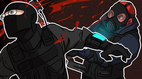 R6 Rainbow Six: Siege | BRINGING THE HAMMER DOWN! (w ...