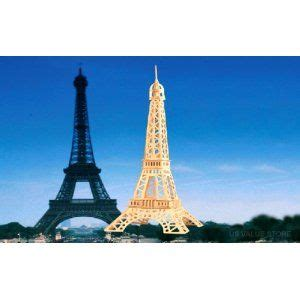 eiffel tower wooden puzzle  images eiffel tower