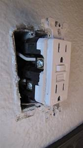 Adventures In Diy  Replacing An Electrical Outlet
