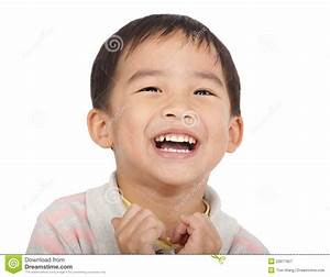 Happy Asian Kid Royalty Free Stock Photography - Image ...